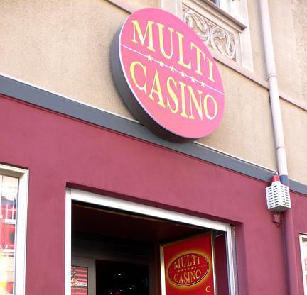 Spielhalle Oder Casino