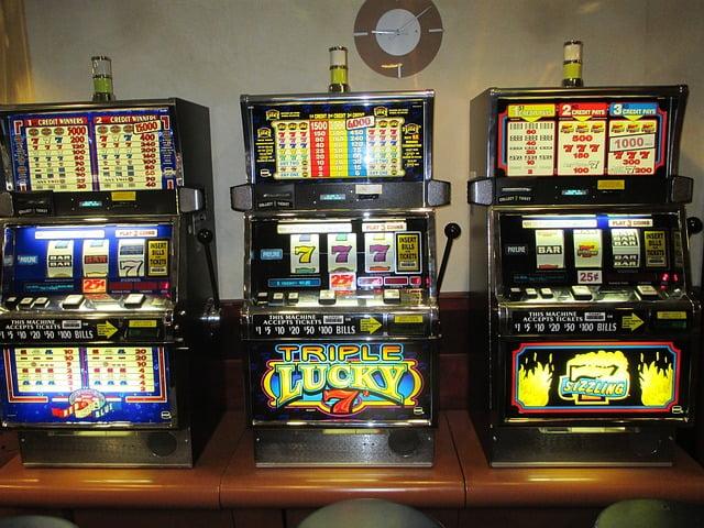 spielautomaten steuern