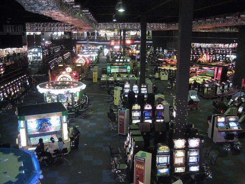 Spielhalle Automaten Tricks